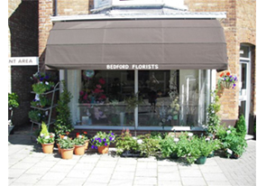 Our Flower Shop on Castle Road on Bedford